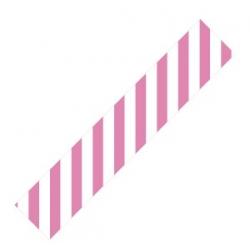 mt CASA 20 cm Stripe pink