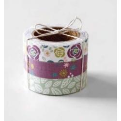 Dailylike Fabric tape Camellia