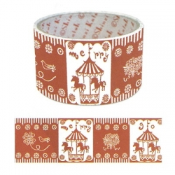 Shinzi Katoh Decorative tape Merry go round