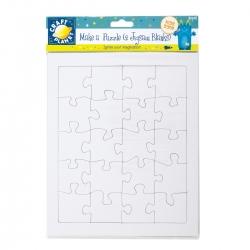 Haz tu puzzle (40 piezas)