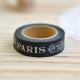MASTE Grand Paris / letter / Black
