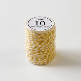 Dailylike Baker twine Deep Yellow