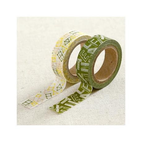 Dailylike masking tape puzzle