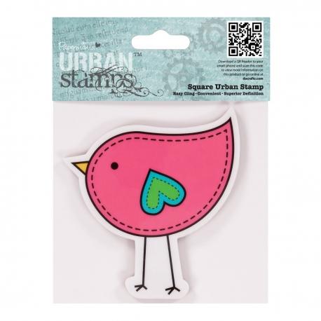 Sello Urban Stamps - Bird