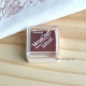 Versacraft almohadilla pequeña chocolate