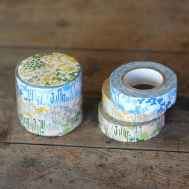 "Classiky masking tape torigo ""ten to sen"""