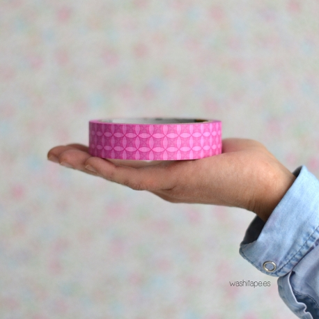 Masking tape Scotch violeta