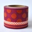 Wt* washi tape Lunares