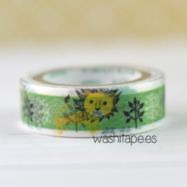 Shinzi Katoh washi tape Noah2