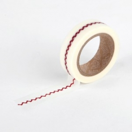 Dailylike masking tape Herrinbone stich
