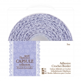 Lace tape o encaje adhesivo French Lavender