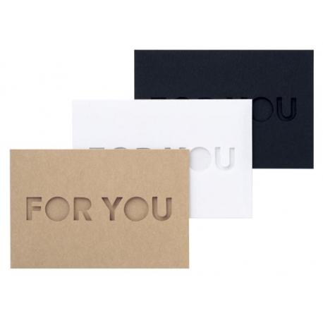 mini card set For you