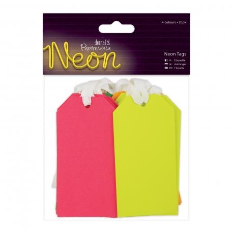Etiquetas neon