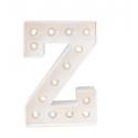 Letra Luminosa Marquee Z