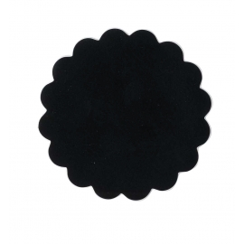 Artemio 12 pegatinas círculo festonado