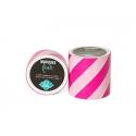 marquee love-pink stripe washi tape xl