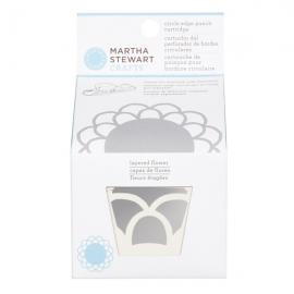 Perforador de bordes circulares Martha Stewart Crafts