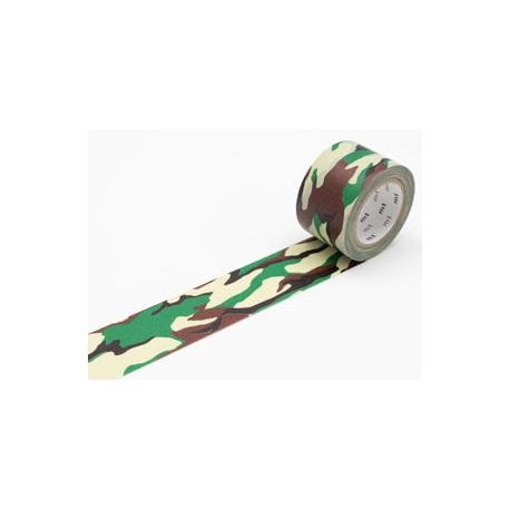 MT camouflage verde