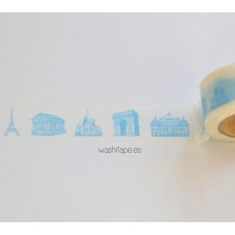 MASTÉ Grand Paris / Monument / Blue