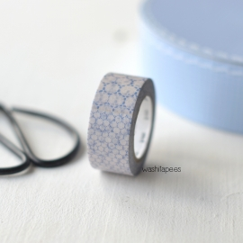 Mt masking tape Blue Lace