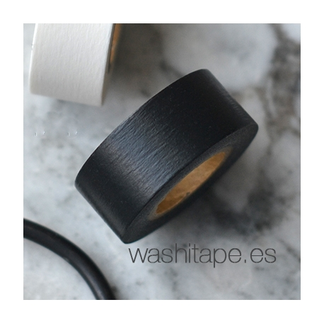 MASTE mini masking tape 7M Black