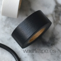 MASTE mini masking tape 7M Matte Black