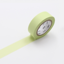 Masking tape MT Pastel Lime