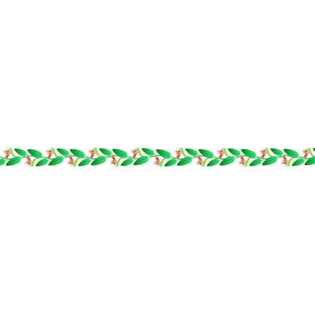 Set 2 Masking tape Jungle Paradise