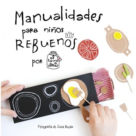 Manualidades para niños rebuenos por tarro de ideas