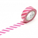 MT Masking Tape Stripe Magenta