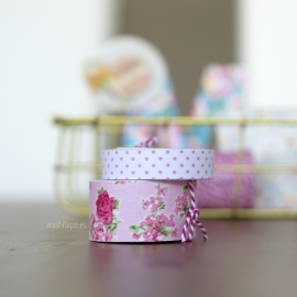 Dailylike Fabric tape Floral