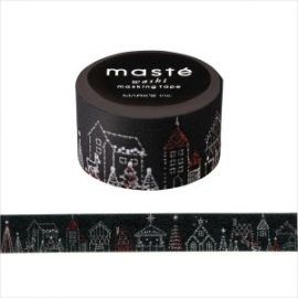 Christmas Japanese Washi Masking Tape Illumination