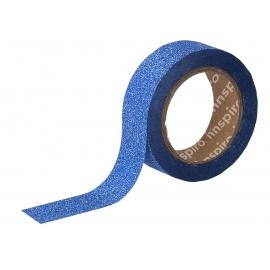Cinta masking tape Purpurina Dorado