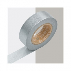 MT masking tape 1P Silver