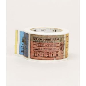 MT masking tape Ticket