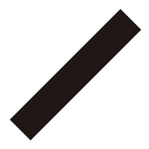 mt CASA 20 cm matte black
