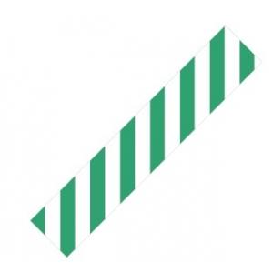 mt CASA 5 cm Stripe green