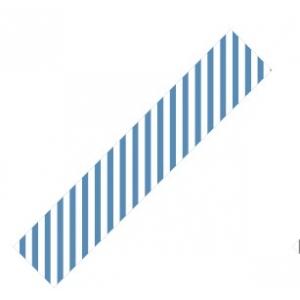 mt CASA 20 cm Stripe light blue