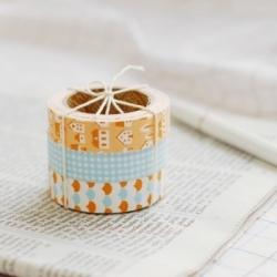 Dailylike Fabric tape Homey