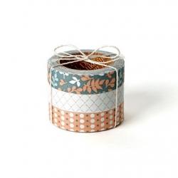 Dailylike Fabric tape Leaves