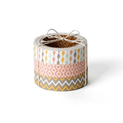 Dailylike Fabric tape Street