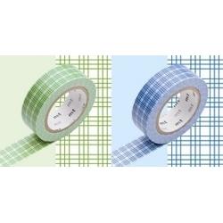 MT 2 Deco masking tape Mimasugoushi ai x kusa