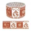 Shinzi Katoh Decorative tape Merry go round