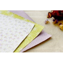 Dailyike Fabric sticker Bouquet