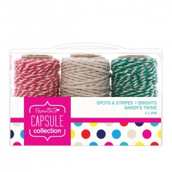 Bakers Twine colores claros