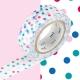 MT masking tape Drop pink