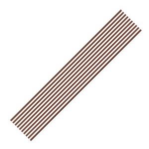 mt CASA 20 cm Border brown
