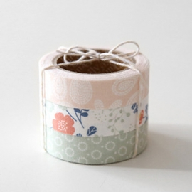 Dailylike Fabric tape Wedding