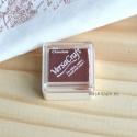 Versacraft tinta almohadilla pequeña chocolate