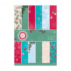 Pack papel A5 Bellissima Christmas